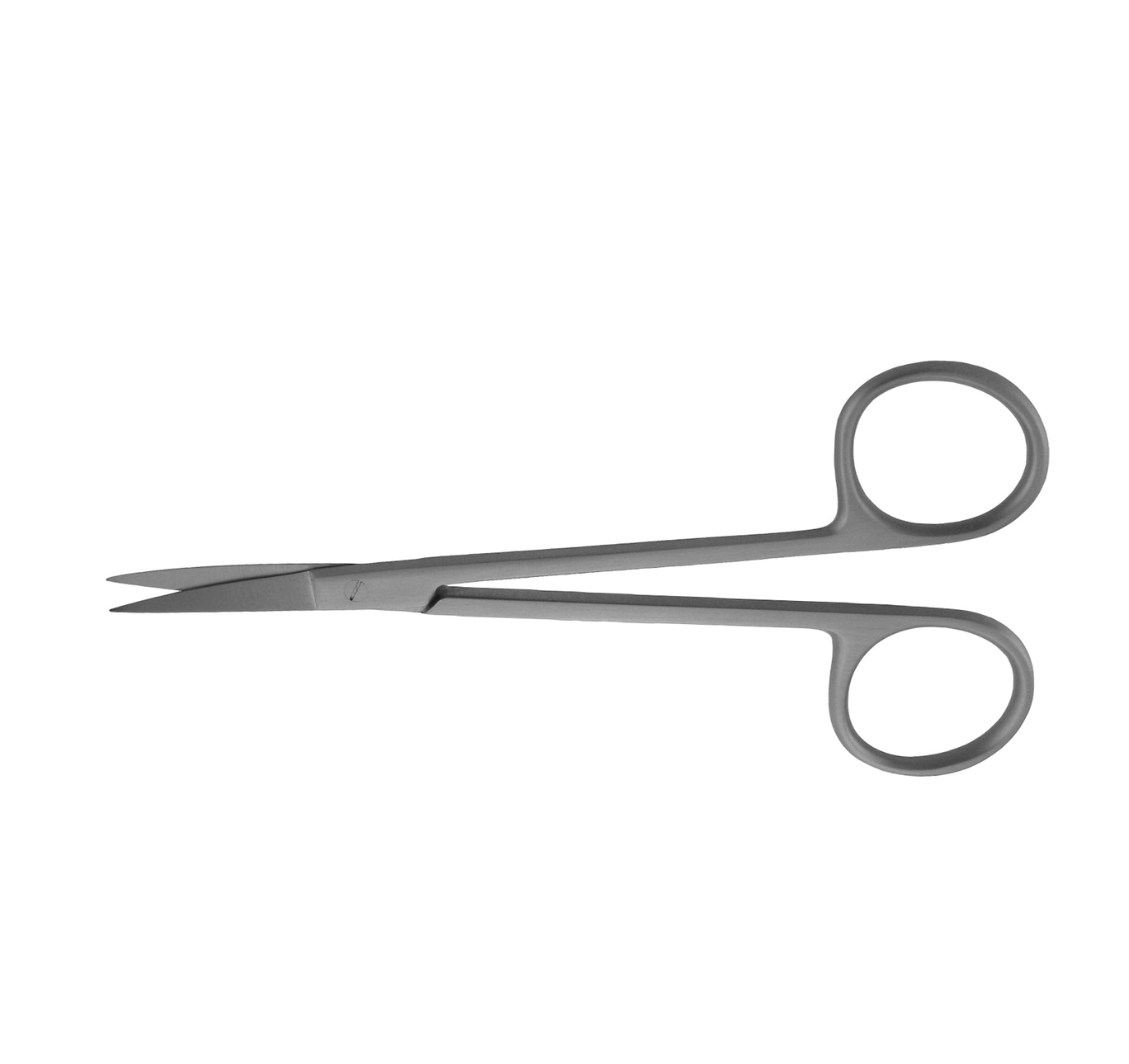 "DEVEMED Operating scissor 11.5 cm ""Iris"", SUPER CUT, curved-0"