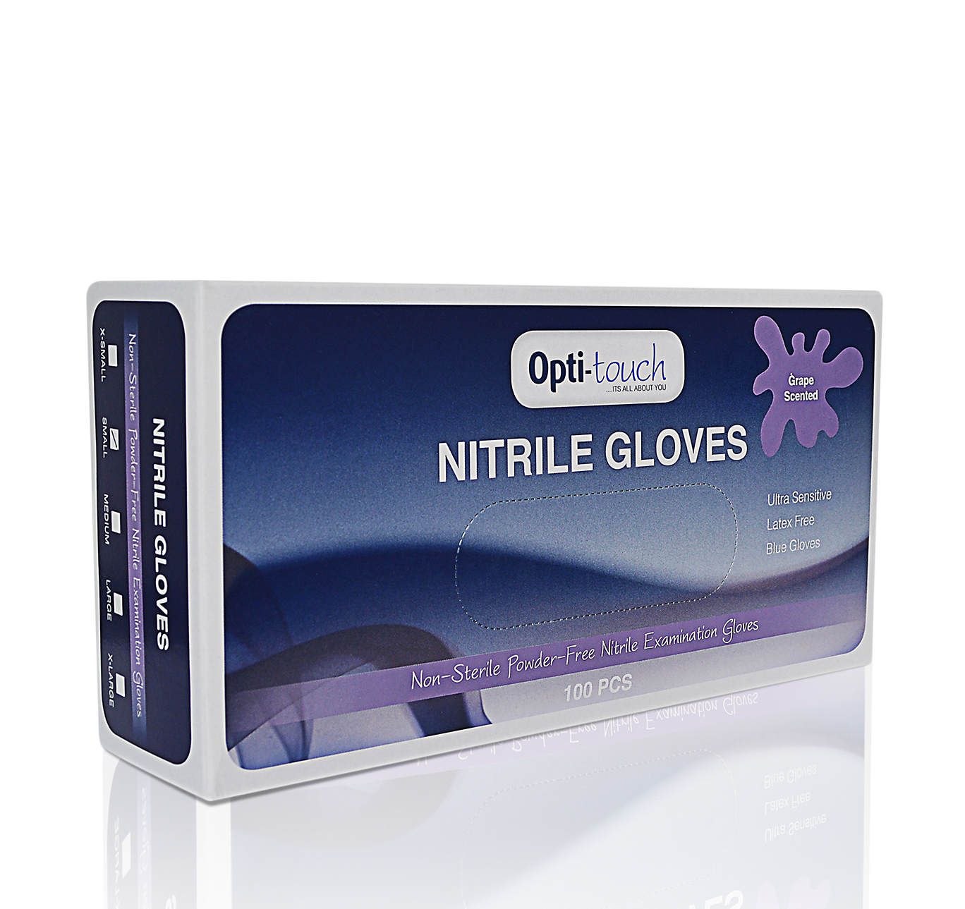 Nitrile Non-Sterile Powder-Free Gloves