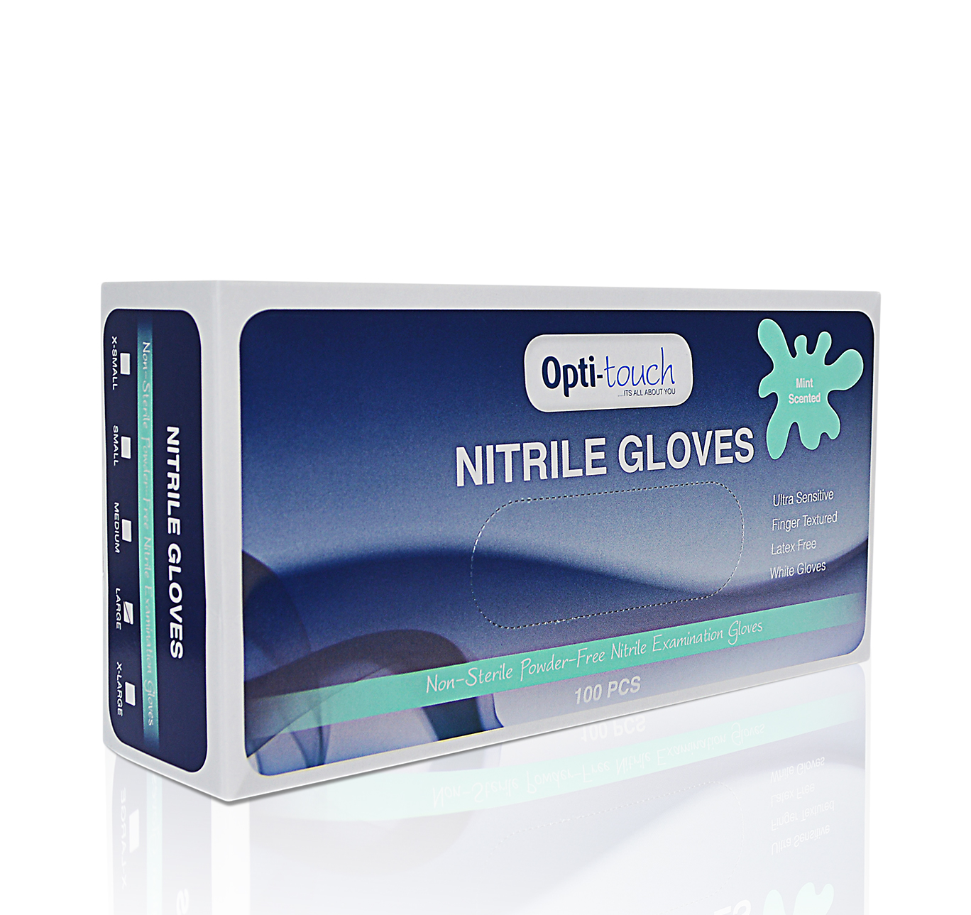Nitrile Powder-Free Examination Gloves