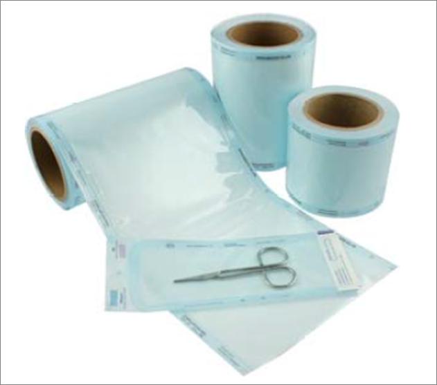 Opti-care Heat Seal Sterilisation Roll – 75 x 200 mm-0
