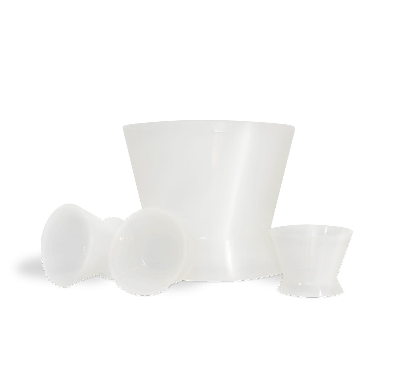 Non-Stick Silicone Mini Bowl Large-0