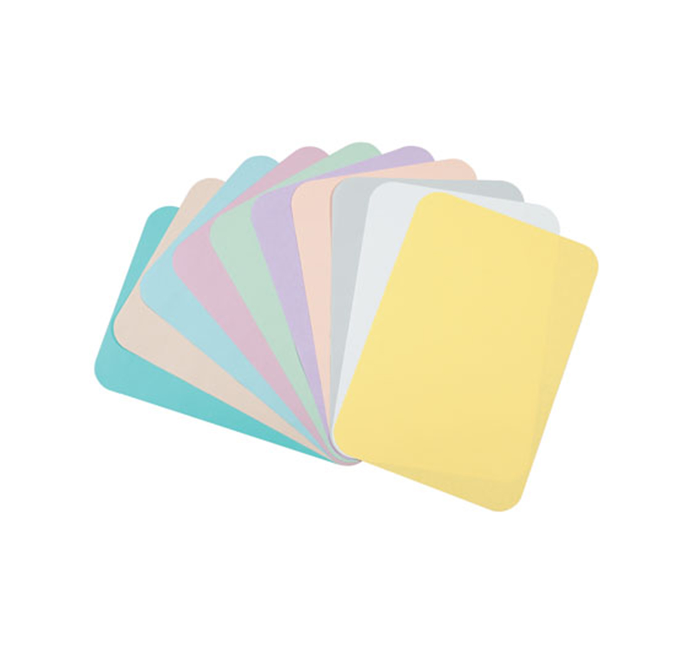 Paper Tray Cover - Yellow-0