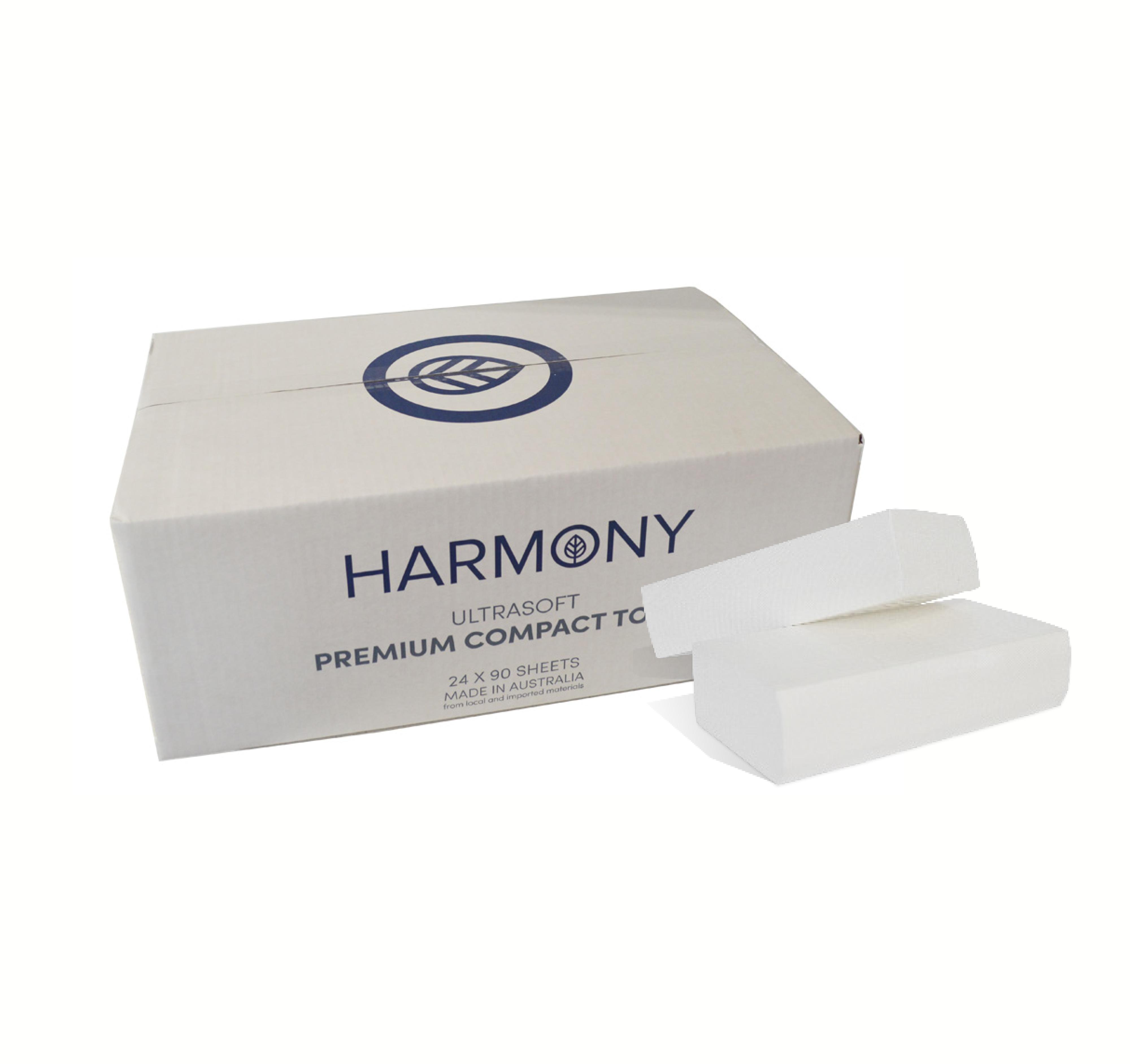 Harmony Premium Compact Paper Towel-0
